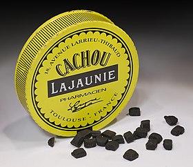 Image illustrative de l'article Cachou Lajaunie