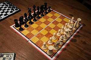 Chess board 0991