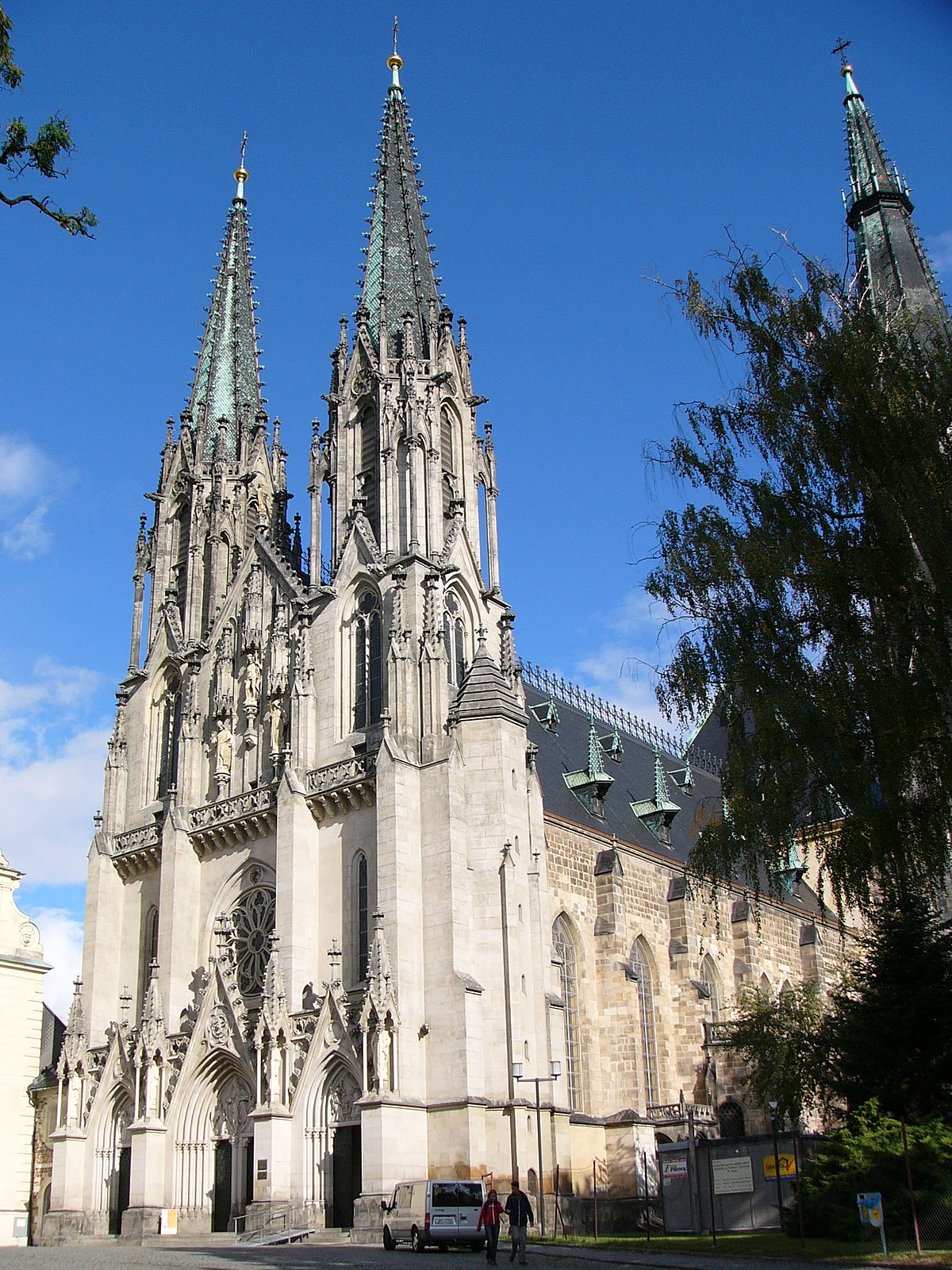 Olomouc Travel Guide At Wikivoyage
