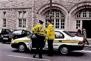 English: Dublin - Pearse Street Garda Station ...