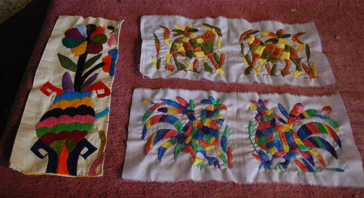 Tenango Embroidery Wikipedia