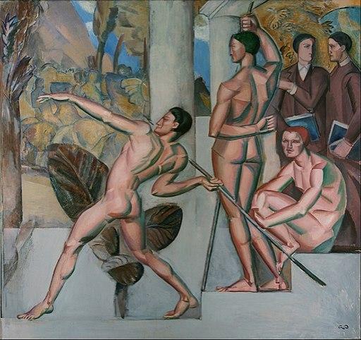 Georg Pauli - Mens sana in corpore sano - Google Art Project