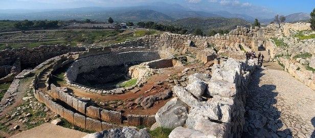 Grave-Circle-A-Mycenae