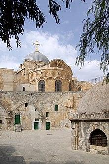 Greek Orthodox Church Of Jerusalem Wikipedia