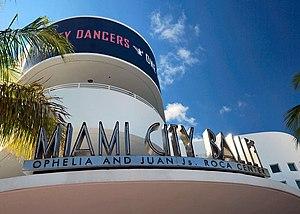 English: Miami City Ballet - Miami Beach