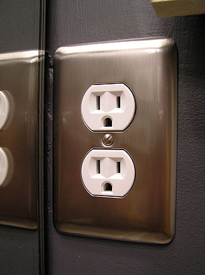 AC power plugs and sockets