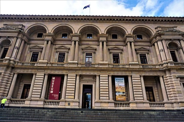 Old Treasury Building, Melbourne - www.joyofmuseums.com - exterior