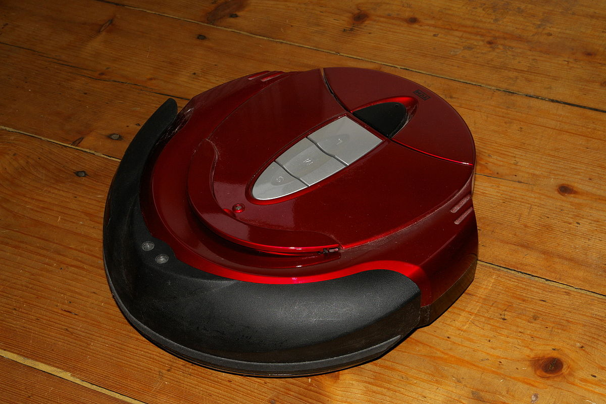 robotic vacuum cleaner wikipedia
