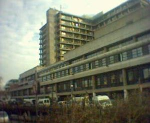Royal Free Hospital in London
