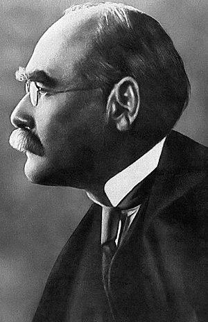 English: Rudyard Kipling