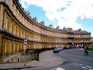English: The Circus, Bath