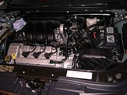 Ford Duratec V6 engine  Wikipedia