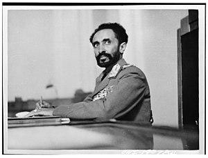 Haile Selassie I, el Mes�as Rey de los Rastafari