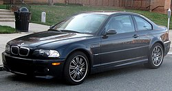 BMW M3 Coupe (US)