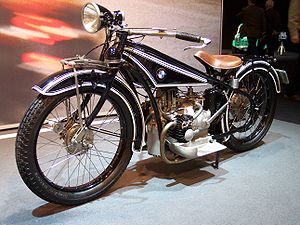 Bmw S First Motorcycle The R32