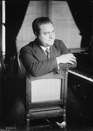 Beniamino Gigli (1890 - 1957), Italian singer,...
