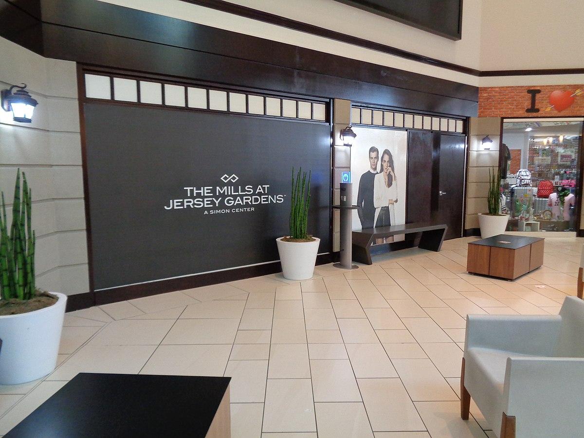 Jersey Garden Mall