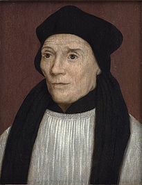 John Fisher by Hans Holbein the Younger via Wikipedia