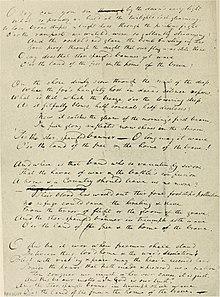 the original poem