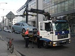 Parking Violation Wikipedia
