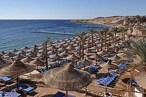 English: Sharm el Sheikh (Egypt): White Knight...