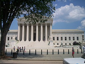 Supreme Court of the United States Building, W...