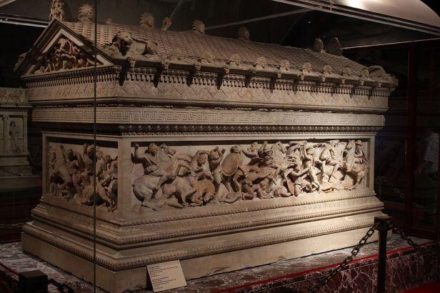 Сидонский саркофаг