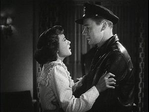 Ted Lawson (Van Johnson) and his wife Ellen (P...