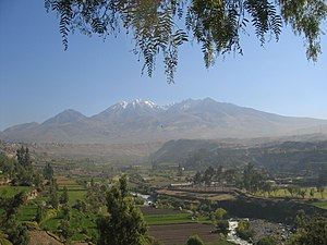 Arequipa (Peru), August 2007