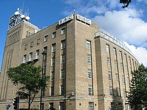 BBC Broadcasting House, Belfast