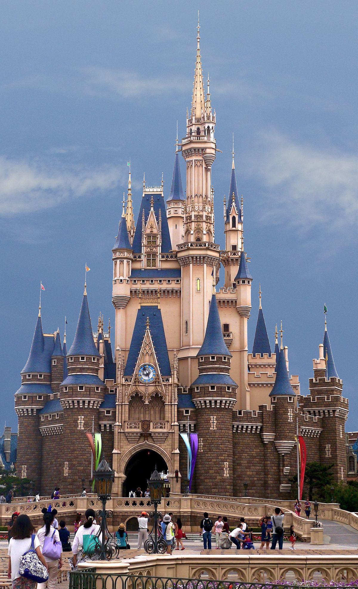 Tokyo Disneyland Wikipedia A Enciclopedia Livre