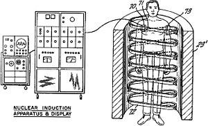 """Raymond Damadian's """"Apparatus and method ..."""