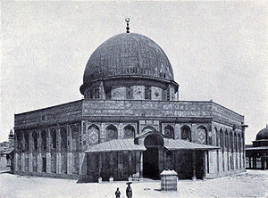 An image of the Dome of the Rock from Phillip ...