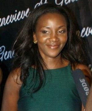 English: Picture of Genevieve Nnaji