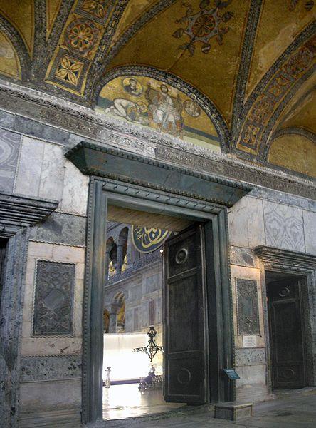 File:Imperial Gate Hagia Sophia 2007a.jpg