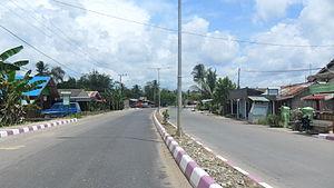 Bahasa Indonesia: Jalan Negara (Trans Kalimant...