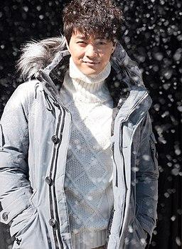 Kim Ji-hoon (actor born 1981) 빈폴 '윈터스토리'