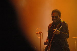 Lenny Kravitz at Open Air St. Gallen, June 27,...