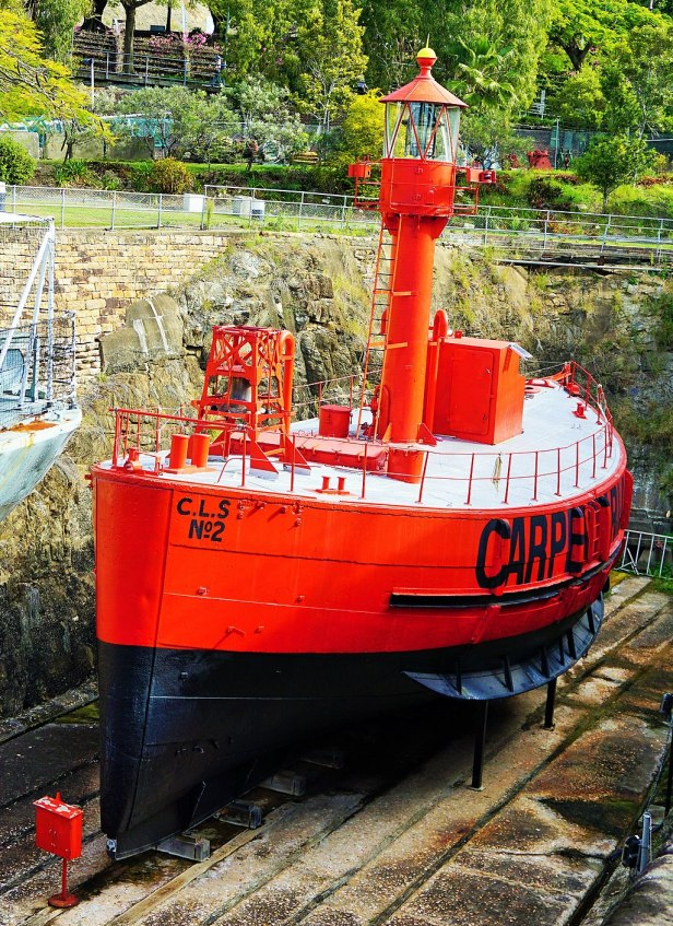 Queensland Maritime Museum Carpentaria Light Ship 2