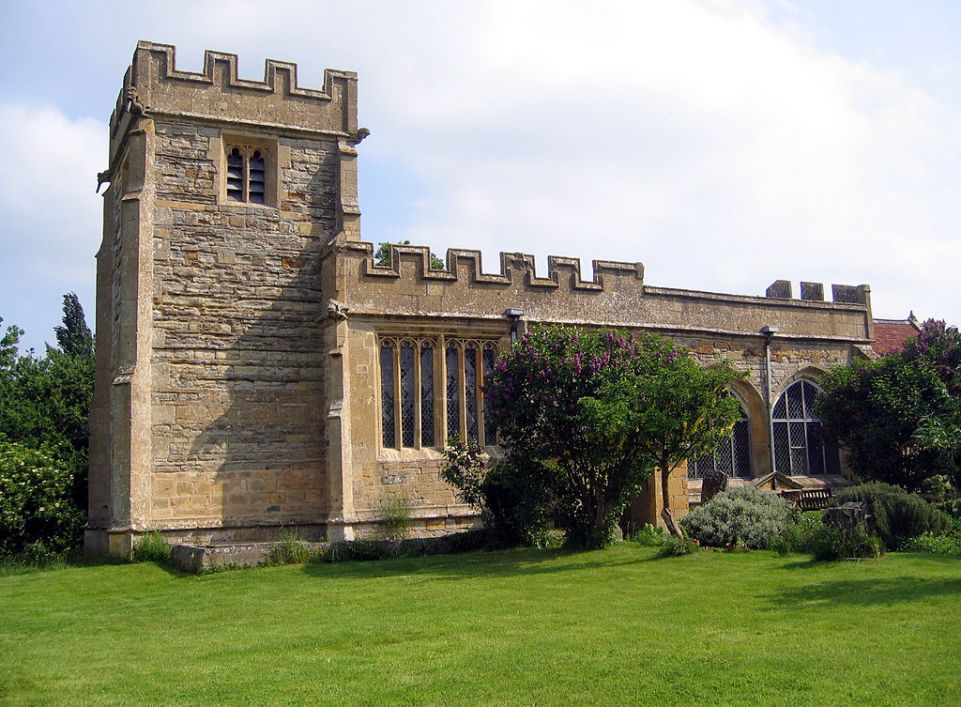 All Saints, Weston-on-Avon