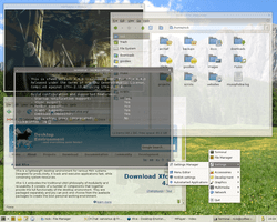 Xfce 4.4