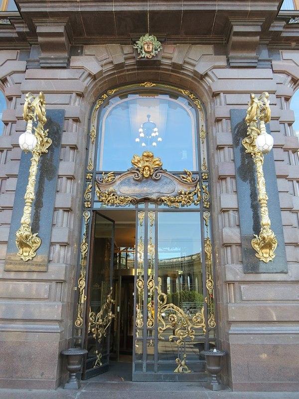 File:Дом компании Зингер, Россия, Санкт-Петербург.JPG ...