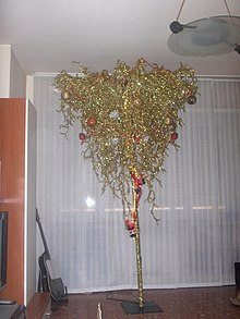Artificial Christmas Tree Wikipedia