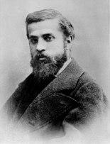 Porträt von Gaudi
