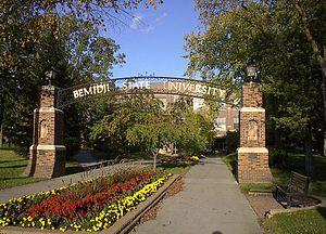 Panoramic Photos of Bemidji State University 1...