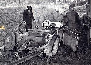 Bilolycka 1957