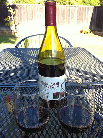 From the California wine producer in the Centr...