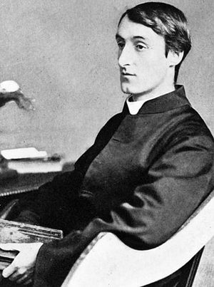 Gerard Manley Hopkins, an English poet, Roman ...