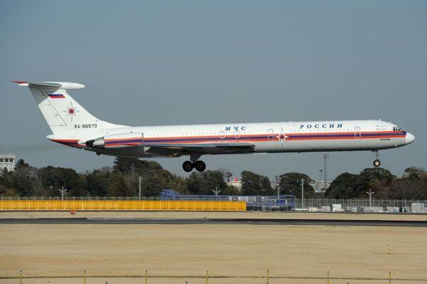 Tiedosto:Ilyushin Il-62M, MChS Rossii - Russia Ministry ...