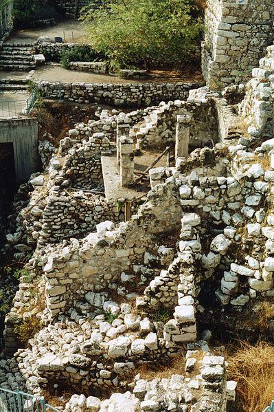 File:Jerusalem ruins from Davids.jpg